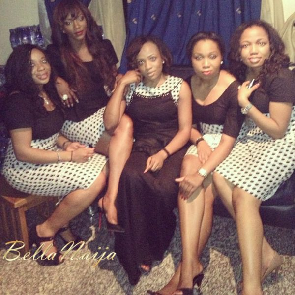 Genevieve Nnaji with BFFs in St. Genevieve - January 2013 - BellaNaija001