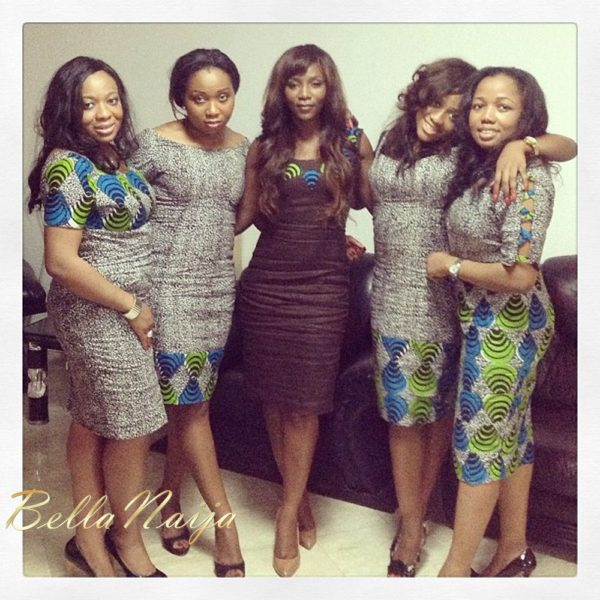 Genevieve Nnaji with BFFs in St. Genevieve - January 2013 - BellaNaija003