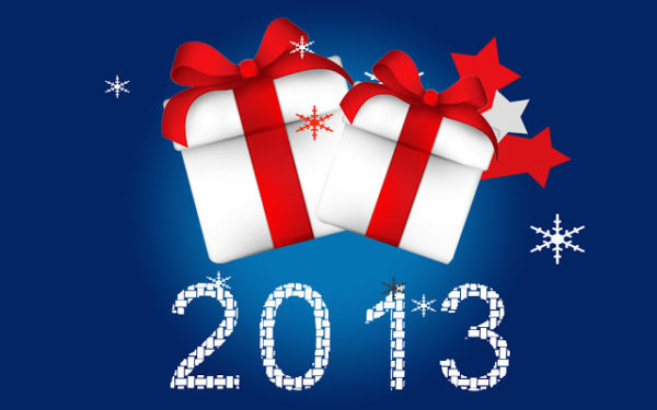Happy New Year 2013 2