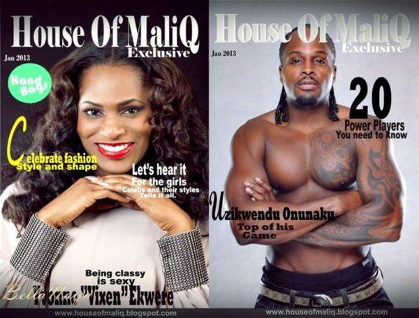 House of MaliQ Uzikwendu Onunaku Yvonne Vixen Ekwere - January 2013 - BellaNaija007