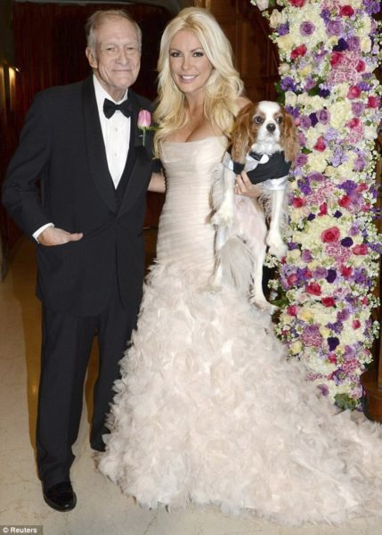 Hugh Hefner Crystal Harris Wedding  - January 2013 - BellaNaija004
