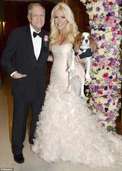 Hugh Hefner Crystal Harris Wedding  - January 2013 - BellaNaija004