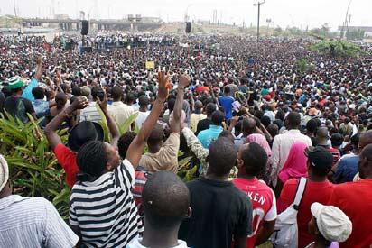 Lagos-Population