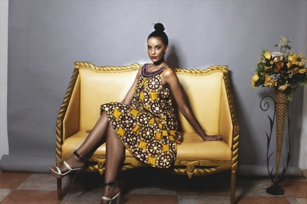 Luxury Sweet Candy - Spring Summer 2013 Collection Lookbook by Iconic Invanity - January 2013 - BellaNaija010