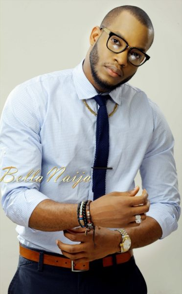 Lynxxx & Oge Okoye - The Red Sheet Magazine February Issue - January 2013- BellaNaija001