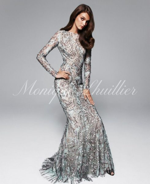 Monique Lhuillier Spring 2013 Ad Campaign - January 2013 - BellaNaija001