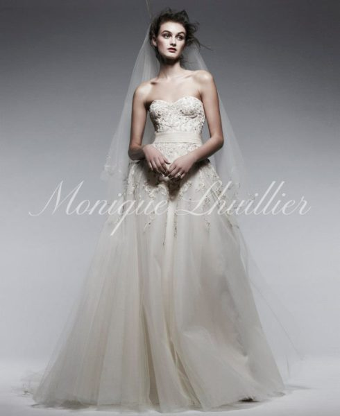 Monique Lhuillier Spring 2013 Ad Campaign - January 2013 - BellaNaija003