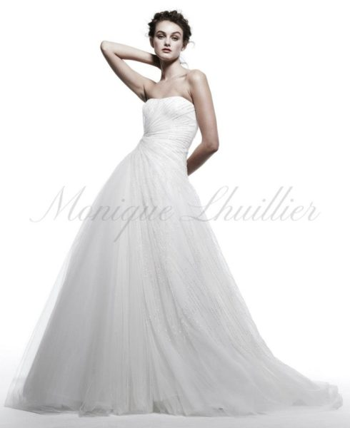 Monique Lhuillier Spring 2013 Ad Campaign - January 2013 - BellaNaija005