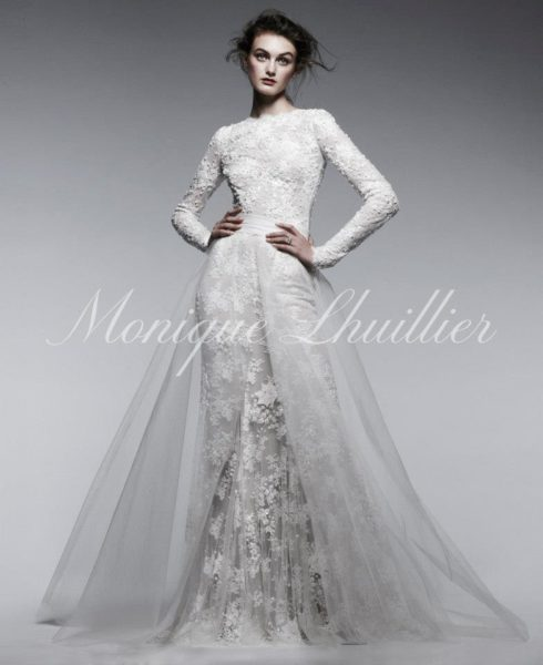 Monique Lhuillier Spring 2013 Ad Campaign - January 2013 - BellaNaija007