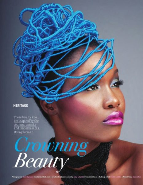 New African Woman Magazine 2013 - January 2013 - BellaNaija002