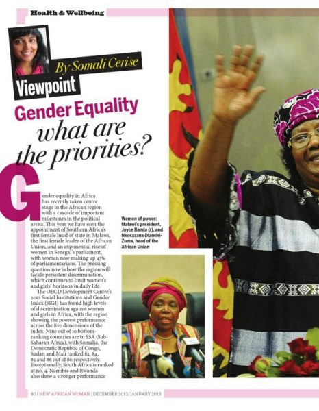 New African Woman Magazine 2013 - January 2013 - BellaNaija003