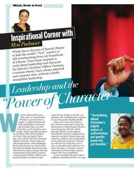 New African Woman Magazine 2013 - January 2013 - BellaNaija016
