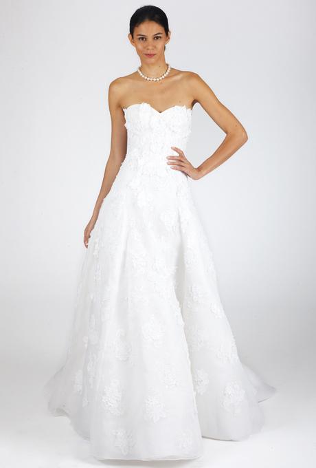 Bn bridal oscar de la renta bridal fall 2013 collection for How much do oscar de la renta wedding dresses cost