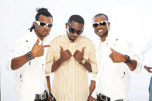 PSquare MayD