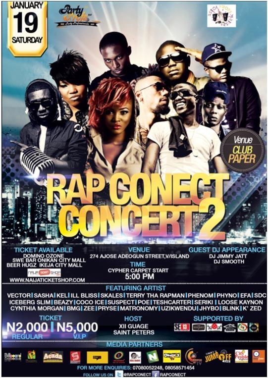 Rap Conect Concert 2