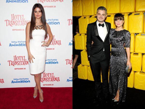Selena Gomez & Sophia Bush
