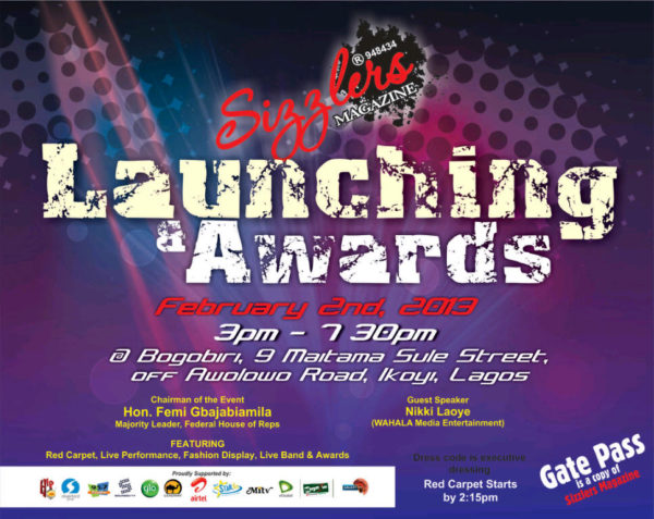 Sizzlers Magazine Launching & Awards