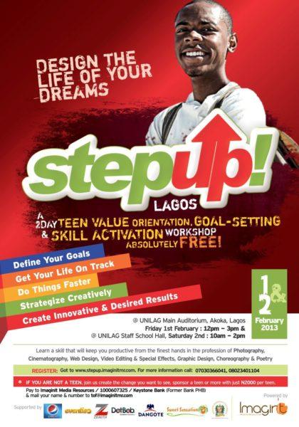 StepUp! Lagos