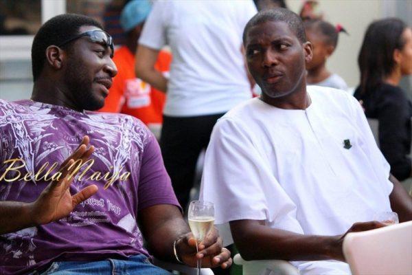 Deji Williams & Gbenga Oshikoya