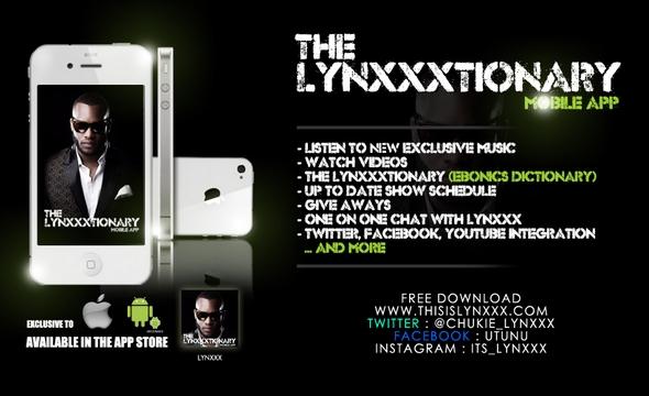 The Lynxxxtionary Mobile App