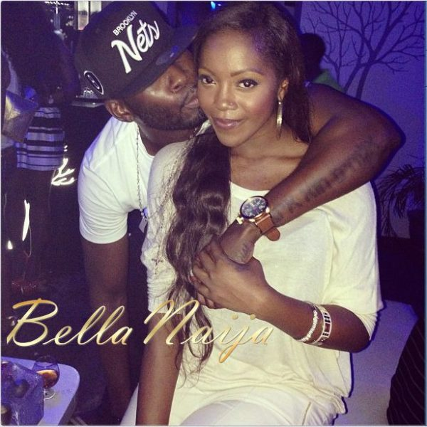 Tiwa Savage Tee Billz - January 2013 - BellaNaija008