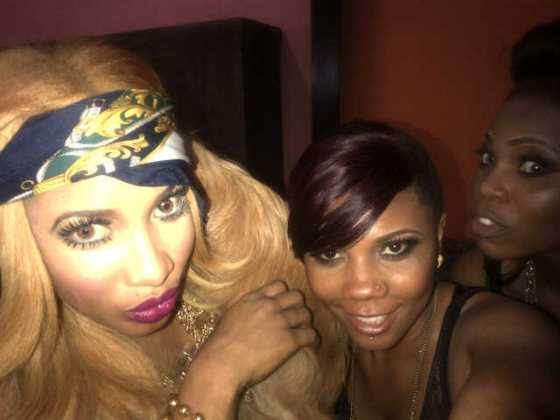 Tonto Dikeh Itz Ova Video Shoot - January 2013 - BellaNaija007