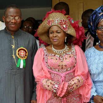 Trending Photo - Patience Jonathan