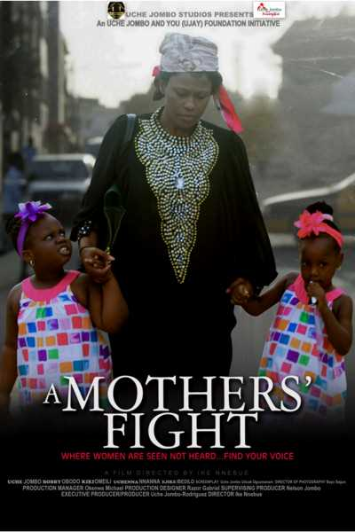 Uche Jombo A Mother's Fight