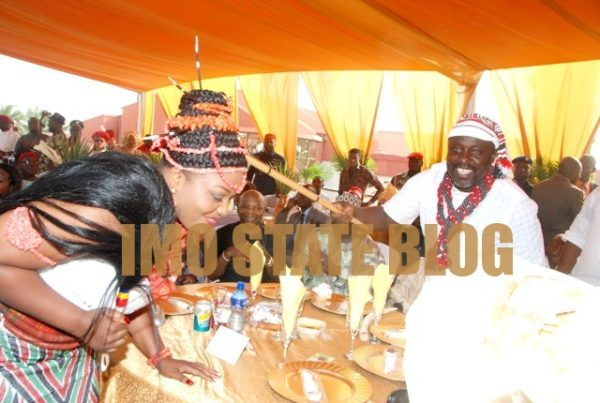 Uloma Okorocha & Uche Nwosu Wedding - January 2013 - BellaNaija003