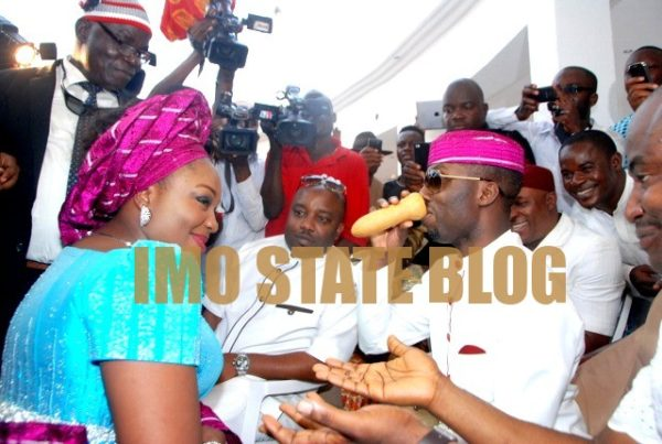 Uloma Okorocha & Uche Nwosu Wedding - January 2013 - BellaNaija005