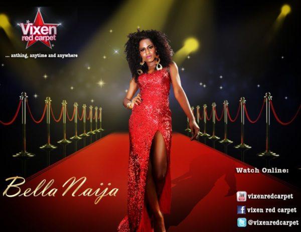 Vixen's Red Carpet Yvonne Ekwere Free Spirit Shoot - January 2013 - BellaNaija001