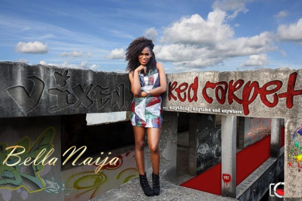 Vixen's Red Carpet Yvonne Ekwere Free Spirit Shoot - January 2013 - BellaNaija004