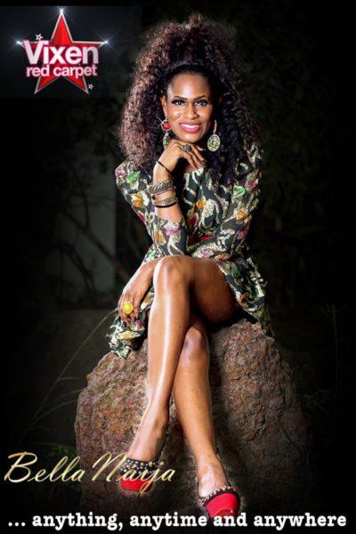 Vixen's Red Carpet Yvonne Ekwere Free Spirit Shoot - January 2013 - BellaNaija005