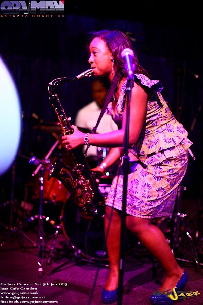 YolanDa Brown (Double MOBO Award winner Jazz)
