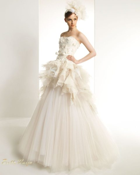 Zuhair Murad for Rosa Clara Wedding & Cocktail Collection 2013 BN Bridal - January 2013 - BellaNaija002