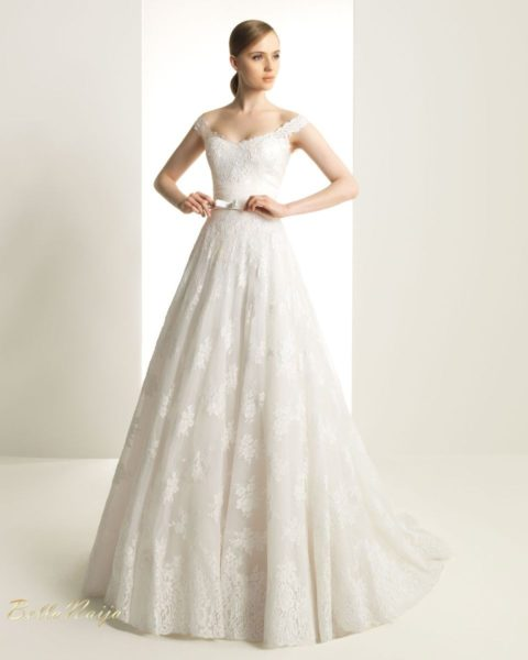 Zuhair Murad for Rosa Clara Wedding & Cocktail Collection 2013 BN Bridal - January 2013 - BellaNaija005