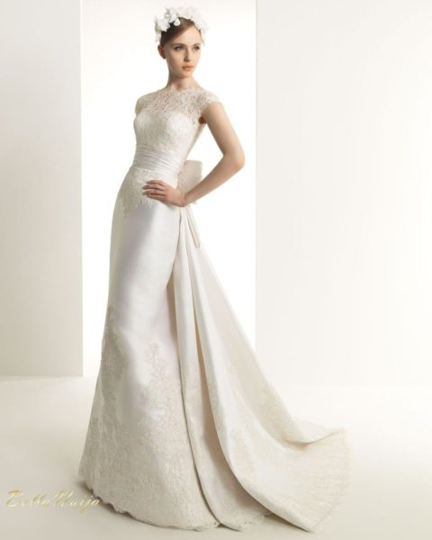 Zuhair Murad for Rosa Clara Wedding & Cocktail Collection 2013 BN Bridal - January 2013 - BellaNaija006