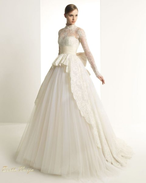 Zuhair Murad for Rosa Clara Wedding & Cocktail Collection 2013 BN Bridal - January 2013 - BellaNaija009