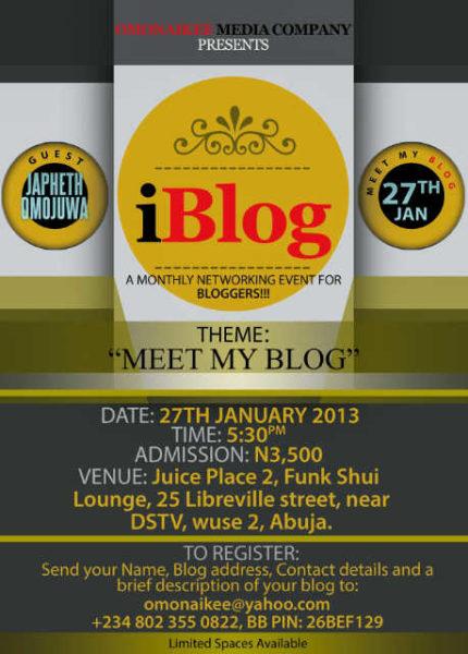 iBlog - Meet My Blog
