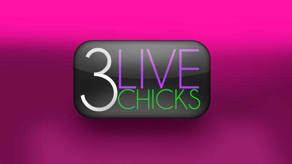 3 Live Chicks