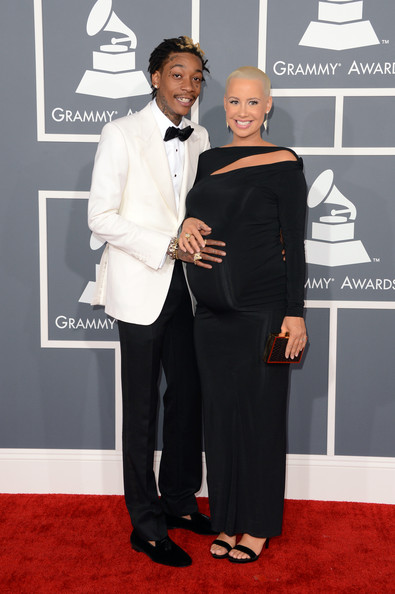 Wiz Khalifa & Amber Rose