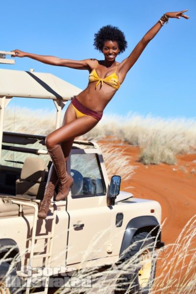 Adaora Akubilo Sports Illustrated Suimsuit Issue 2013 Namibia - February 2013 - BellaNaija004