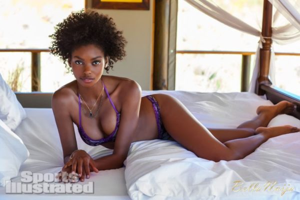 Adaora Akubilo Sports Illustrated Suimsuit Issue 2013 Namibia - February 2013 - BellaNaija007