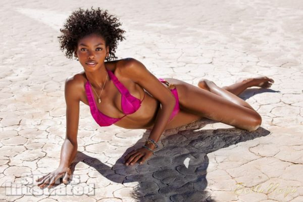Adaora Akubilo Sports Illustrated Suimsuit Issue 2013 Namibia - February 2013 - BellaNaija029
