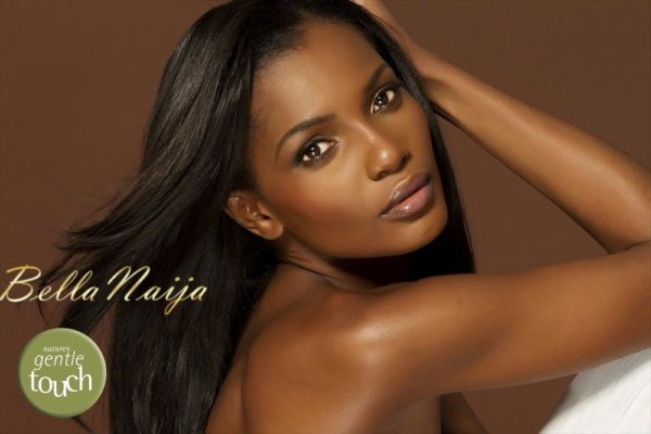 Agbani Darego for Natures Gentle Touch 2013 Ad Campaign - February 2013 - BellaNaija002