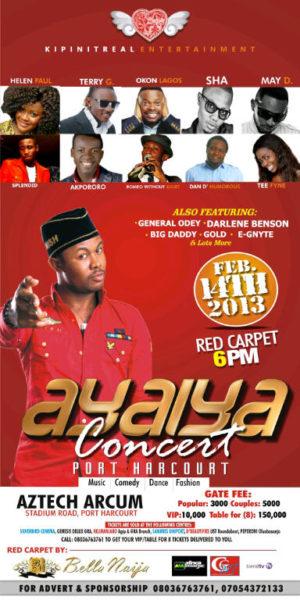 Ayaiya Concert
