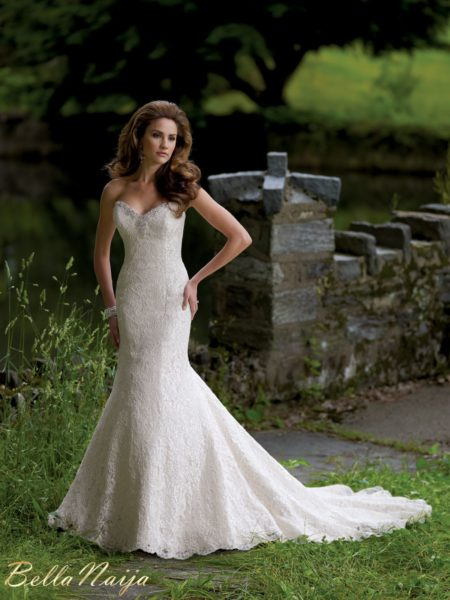 BN Bridal - David Tutera for Mon Cheri Spring 2013 - February 2013 - BellaNaija002