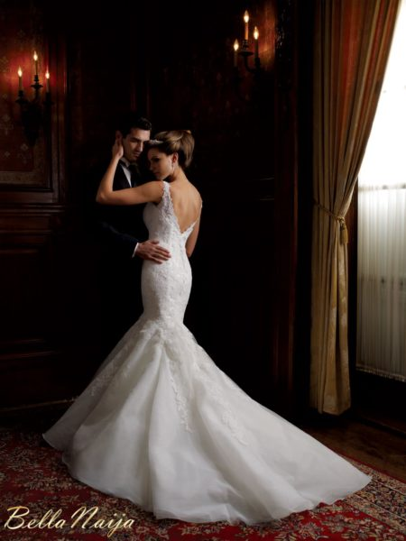 BN Bridal - David Tutera for Mon Cheri Spring 2013 - February 2013 - BellaNaija003