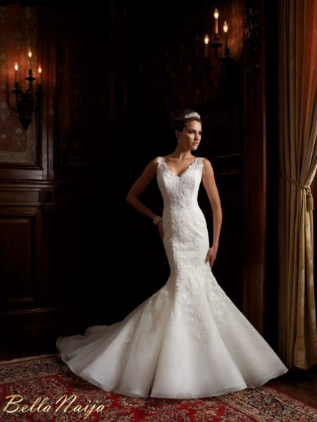 BN Bridal - David Tutera for Mon Cheri Spring 2013 - February 2013 - BellaNaija004