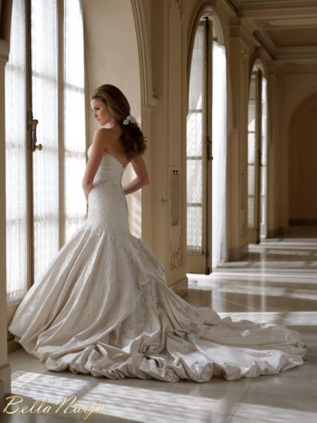 BN Bridal - David Tutera for Mon Cheri Spring 2013 - February 2013 - BellaNaija005